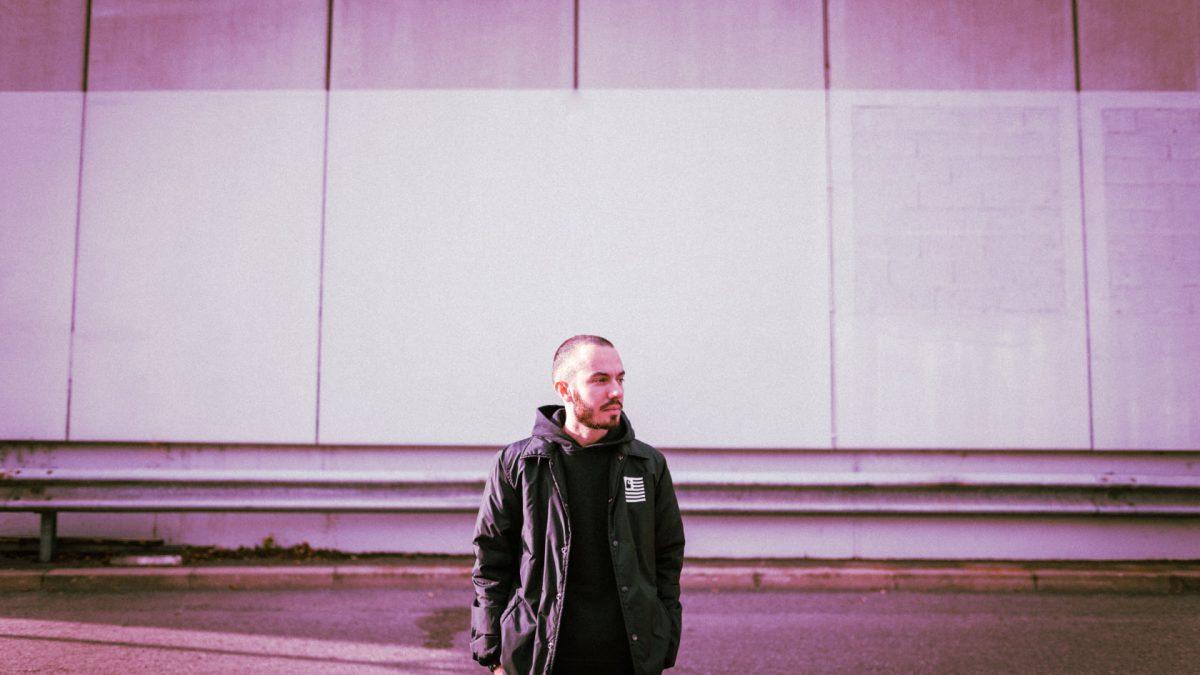 Press shot of DJ GROUND16